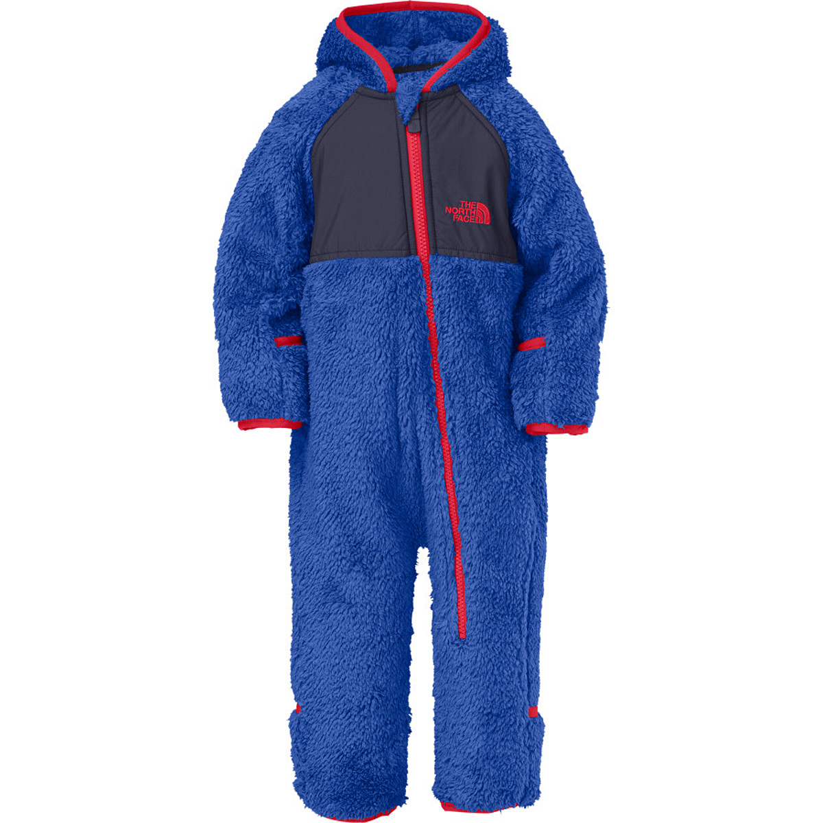 photo: The North Face Boys' Plushee Fleece Bunting kids' snowsuit/bunting