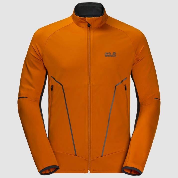 photo: Jack Wolfskin Gravity Trail Jacket fleece jacket