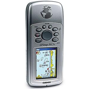 photo: Garmin GPSMap 76CSx handheld gps receiver