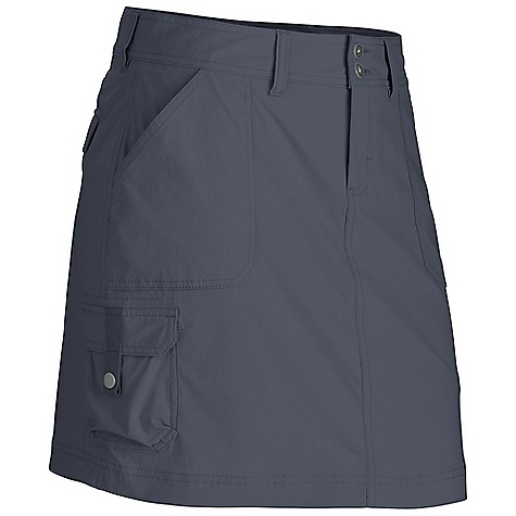 photo: Marmot Oasis Cargo Skort hiking skirt