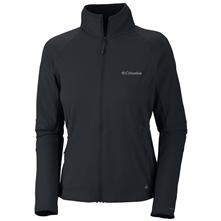 photo: Columbia Trail Twist III Jacket soft shell jacket