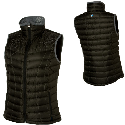 photo: Kuhl Voyage Vest down insulated vest