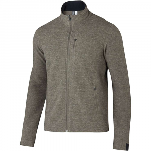 photo: Ibex Scout Full Zip wool jacket