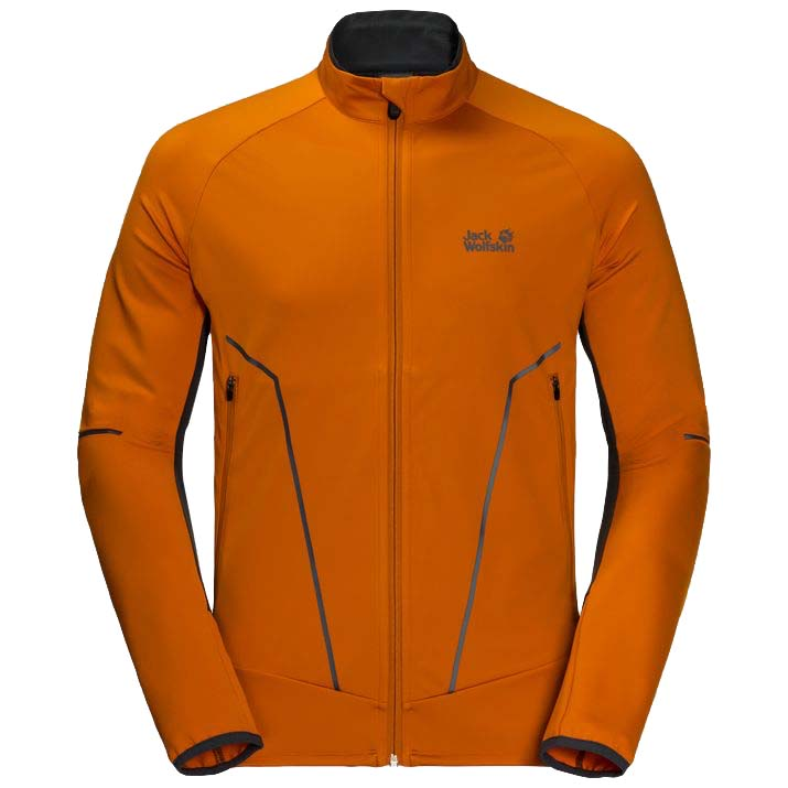 photo: Jack Wolfskin Gravity Trail Jacket fleece jacket