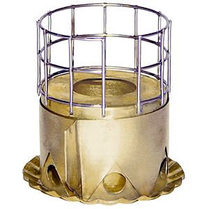 photo: Brasslite Turbo I-D alcohol stove