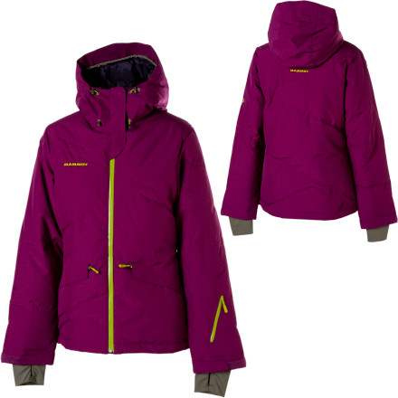 photo: Mammut Arosa Jacket snowsport jacket