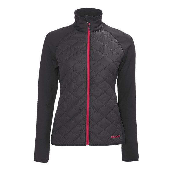 photo: Marmot Pink Ribbon Merger Jacket synthetic insulated jacket