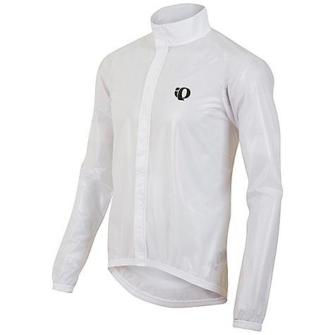 photo: Pearl Izumi Elite Barrier Clear Jacket wind shirt