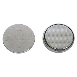 Petzl Coin Cell Battery