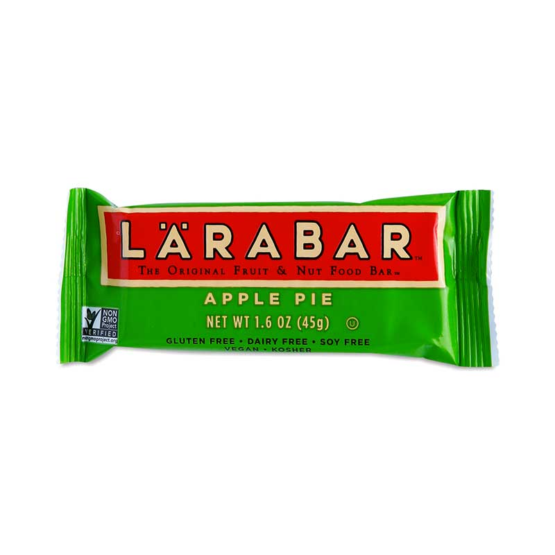 photo: Larabar Apple Pie nutrition bar
