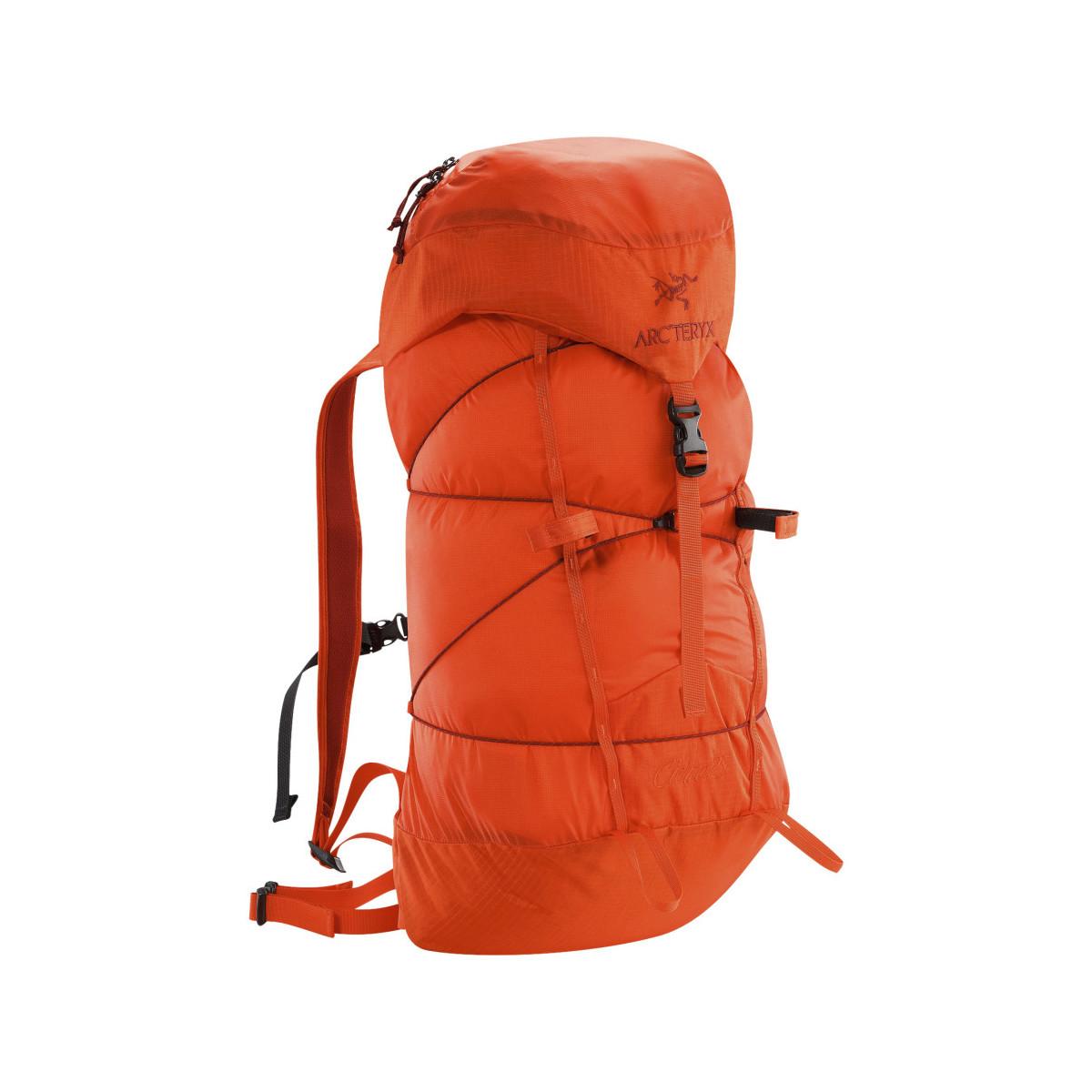 photo: Arc'teryx Cierzo 35 overnight pack (2,000 - 2,999 cu in)