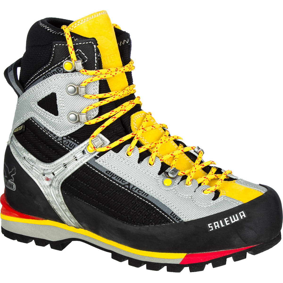 photo: Salewa Raven Combi GTX mountaineering boot