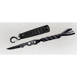 photo: Buck Hartsook Ultralite fixed-blade knife