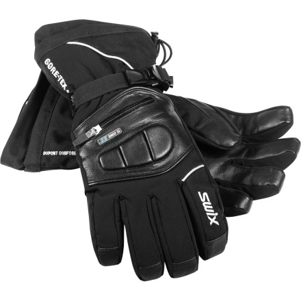 photo: Swix Top Dog Gloves insulated glove/mitten