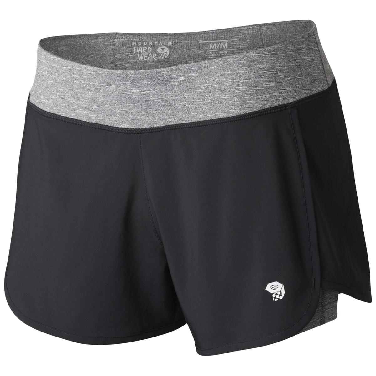 photo: Mountain Hardwear Pacer 2-in-1 Short active short