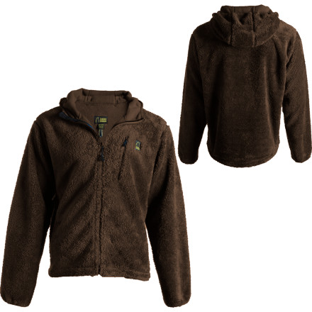 photo: Sierra Designs Men's Tarzan Hoody fleece jacket