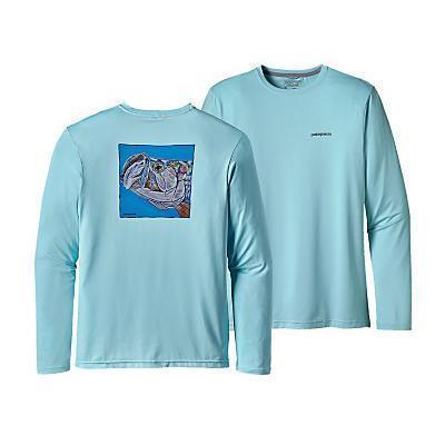 photo: Patagonia Graphic Technical Fish Tee long sleeve performance top
