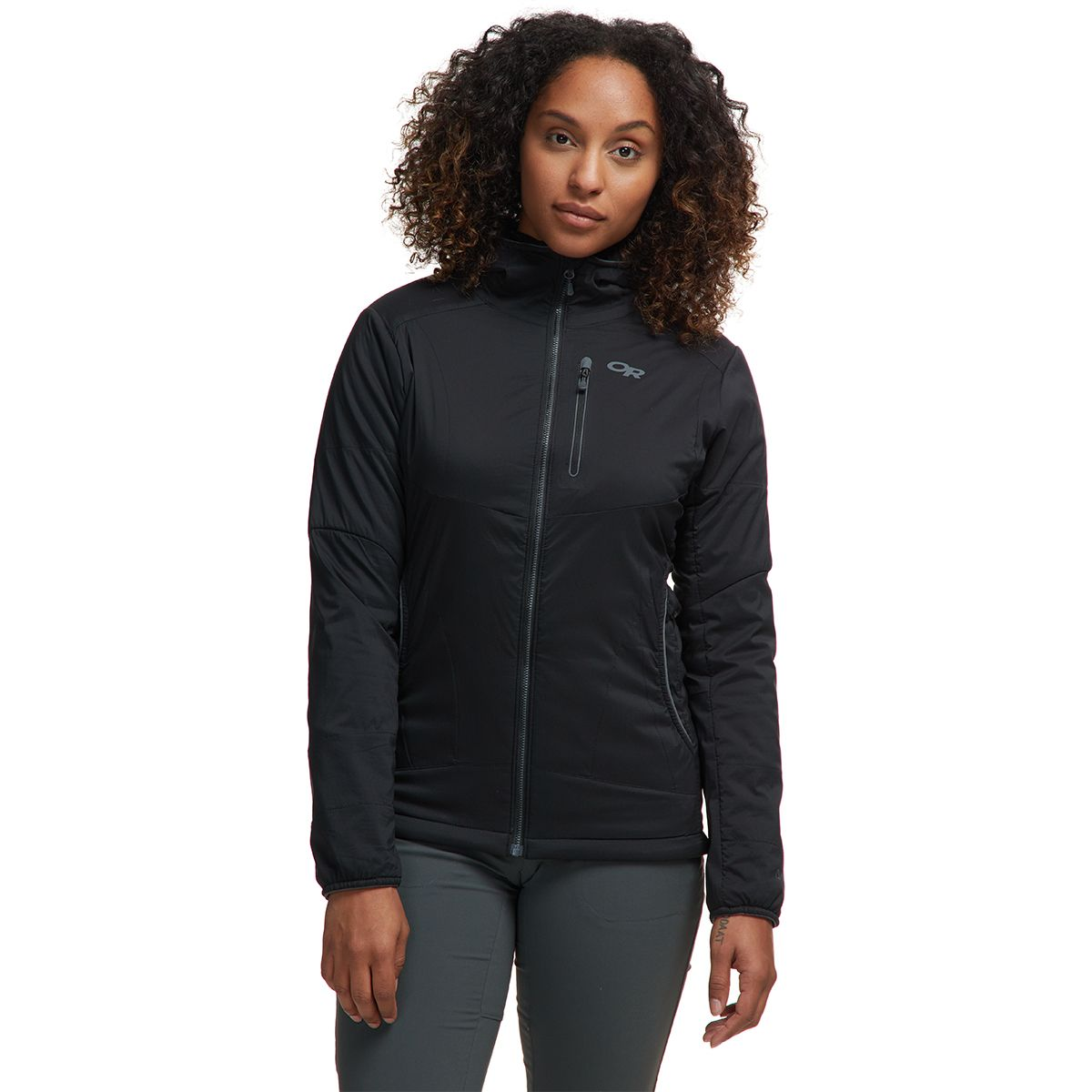 photo: Outdoor Research Women's Ascendant Hoody synthetic insulated jacket