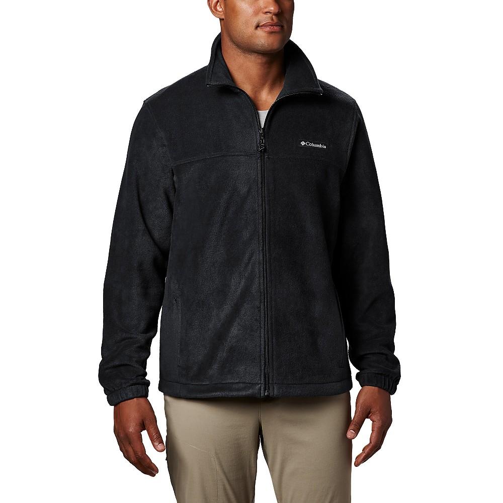 photo: Columbia Kids' Steens Mountain Full Zip fleece jacket