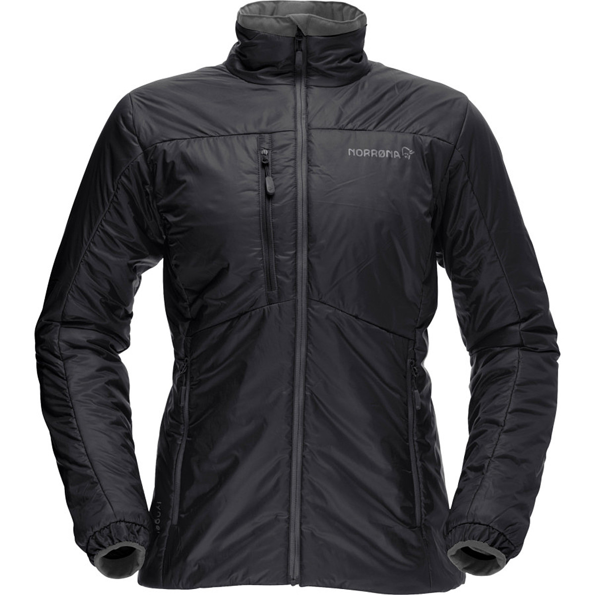 photo: Norrona Women's Lyngen PrimaLoft60 Jacket synthetic insulated jacket