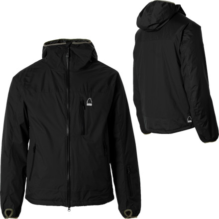 photo: Sierra Designs Men's Chockstone Jacket synthetic insulated jacket