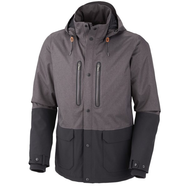 photo: Columbia Hemlock Road Jacket synthetic insulated jacket