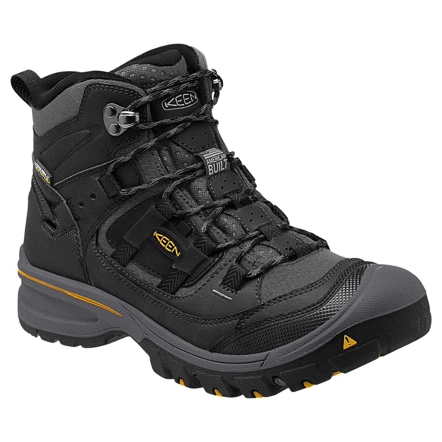 photo: Keen Logan Mid WP hiking boot