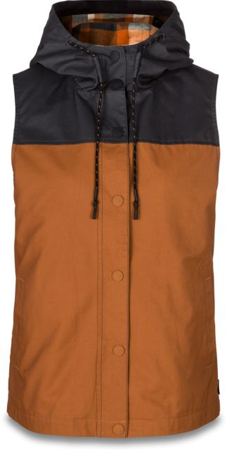 photo: DaKine Adeline Vest synthetic insulated jacket