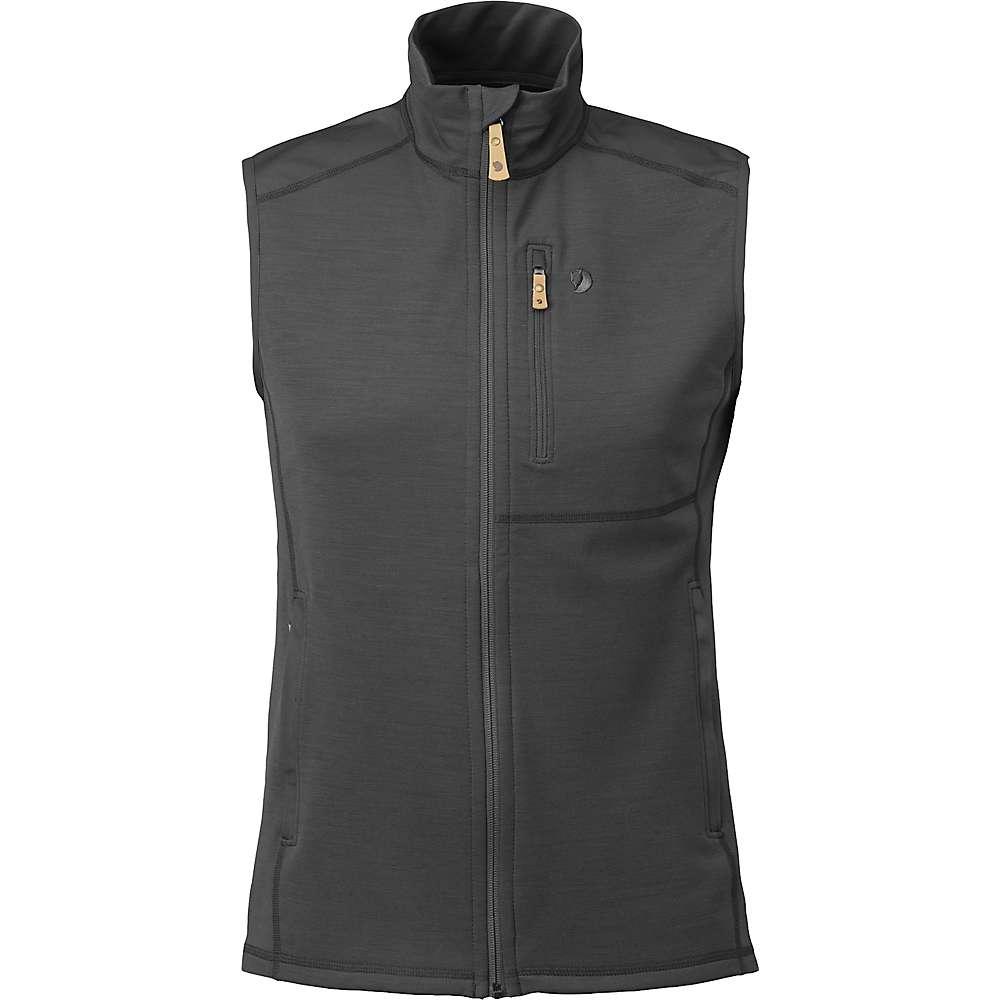 photo: Fjallraven Men's Keb Fleece Vest fleece vest