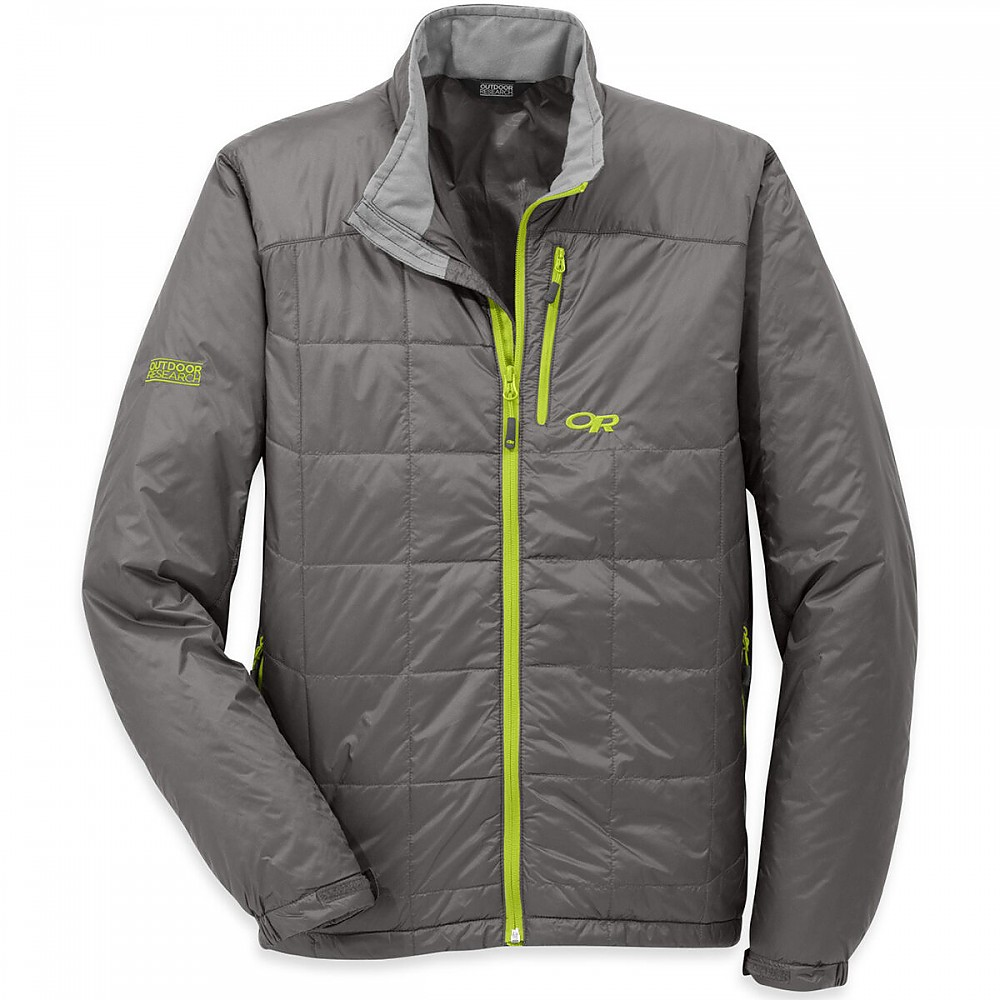 photo: Outdoor Research Neoplume Jacket synthetic insulated jacket