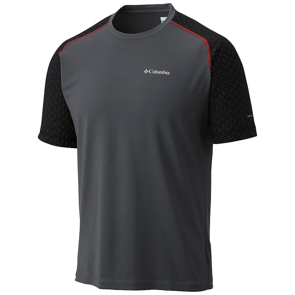 photo: Columbia Trail Flash Short Sleeve Shirt short sleeve performance top