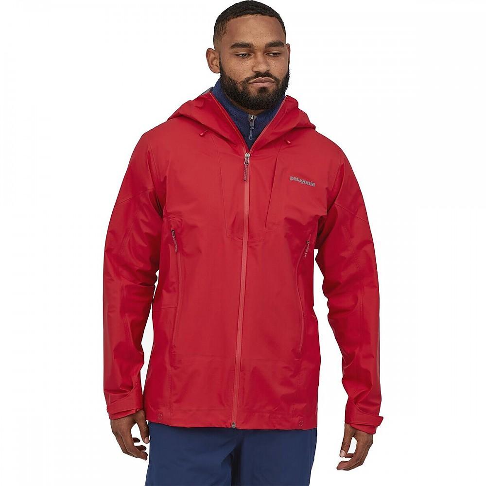photo: Patagonia Ascensionist Jacket waterproof jacket
