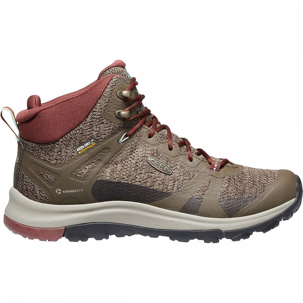 photo: Keen Terradora II Waterproof Boot hiking boot