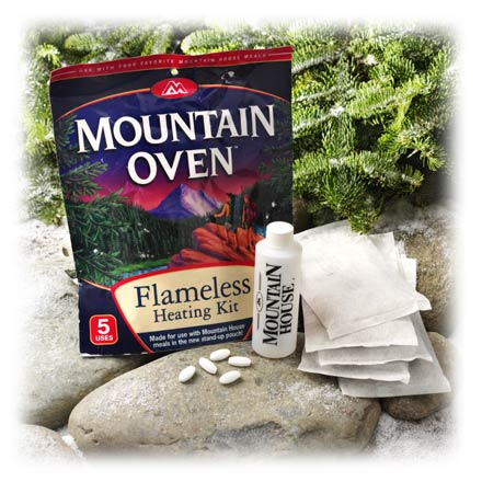 Mountain House Mountain Oven Flameless Heating Kit
