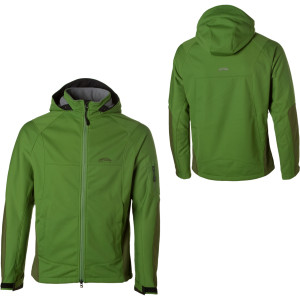 photo: GoLite Badlands Trinity Softshell soft shell jacket