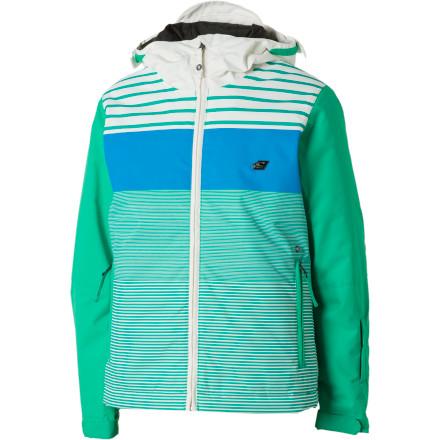 photo: O'Neill Escape Society Jacket snowsport jacket