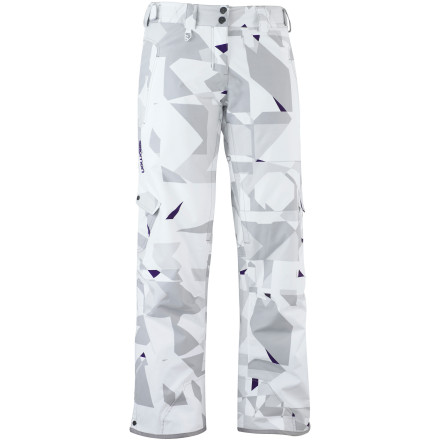 photo: Salomon Women's Reflex Pant snowsport pant