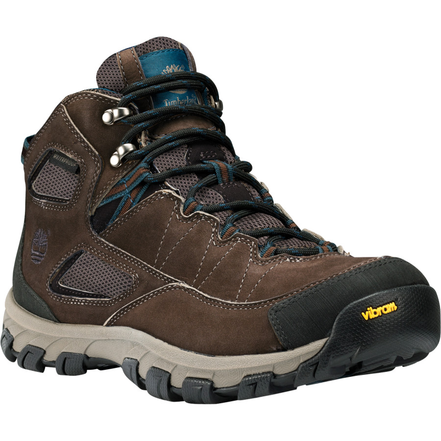photo: Timberland Earthkeepers Intervale Waterproof Hiking Boot backpacking boot