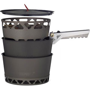 photo: Primus PrimeTech 1.3L Stove Set liquid fuel stove