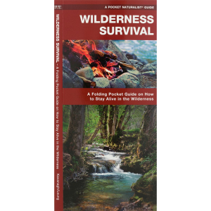 photo: Waterford Press Wilderness Survival first aid/safety/survival book