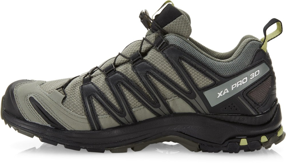 photo: Salomon XA Pro 3D CS WP trail running shoe