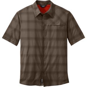 photo: Outdoor Research Astroman S/S Shirt hiking shirt