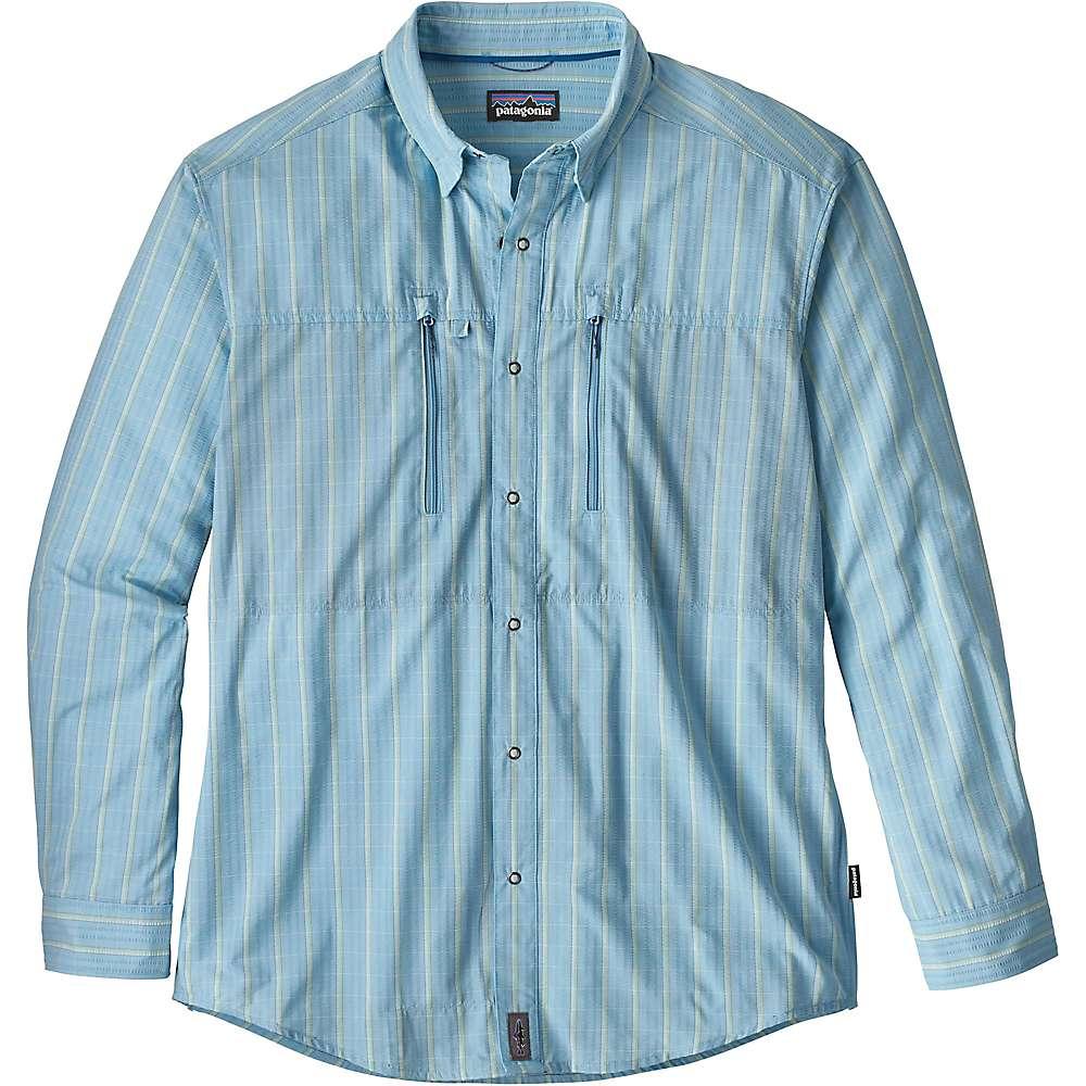 photo: Patagonia Congo Town Pucker Shirt hiking shirt