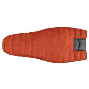 photo: Sierra Designs Backcountry Quilt 800 2-Season top quilt