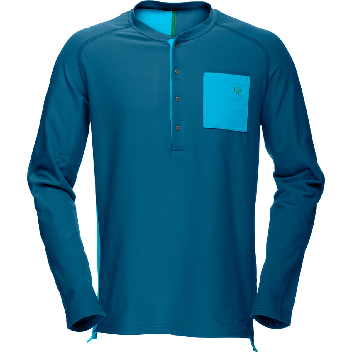 photo: Norrona Men's Narvik Tech+ Sweater base layer top