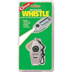 Coghlan's Six Function Whistle
