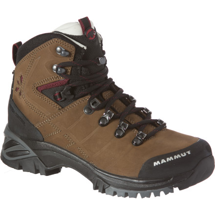 photo: Mammut White Rose LTH backpacking boot