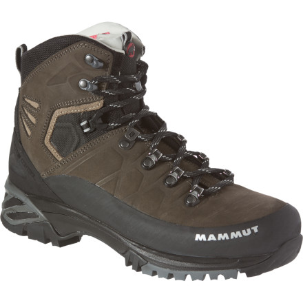 photo: Mammut Pacific Crest LTH backpacking boot