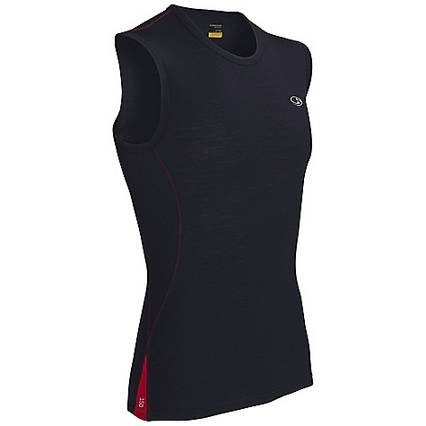 photo: Icebreaker Relay Tank base layer top