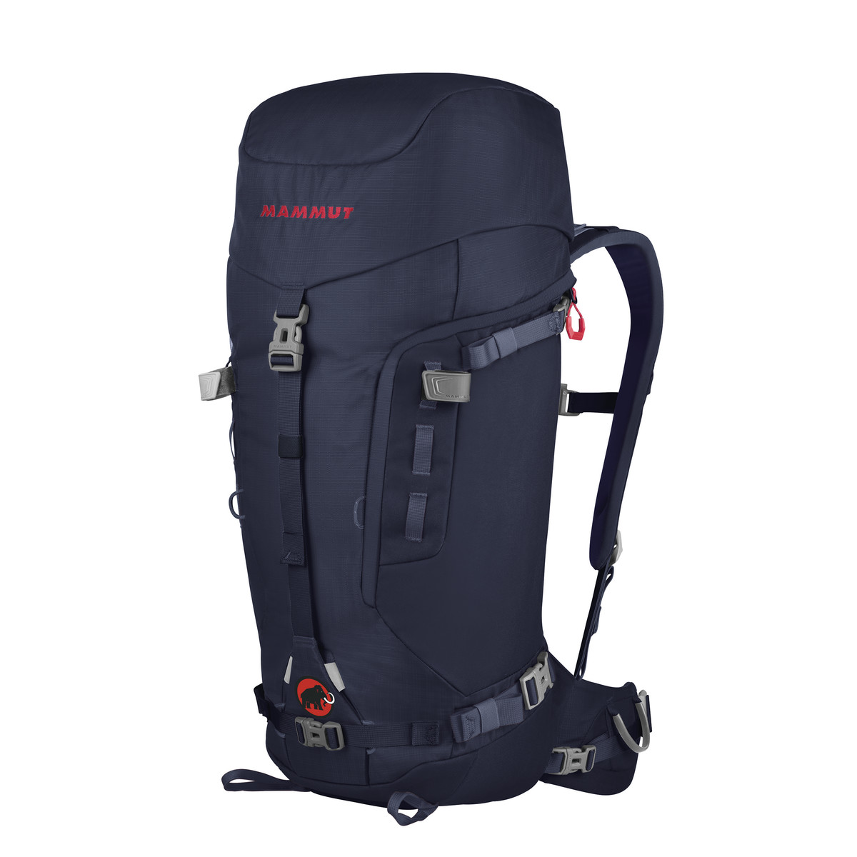photo: Mammut Trea Guide 40+7 winter pack